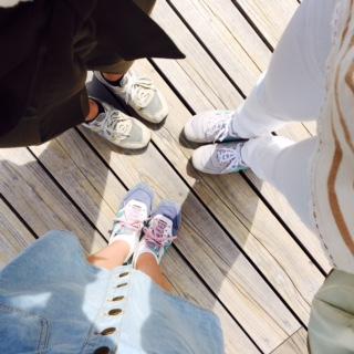 尾道 三姉妹 靴2017.9.9